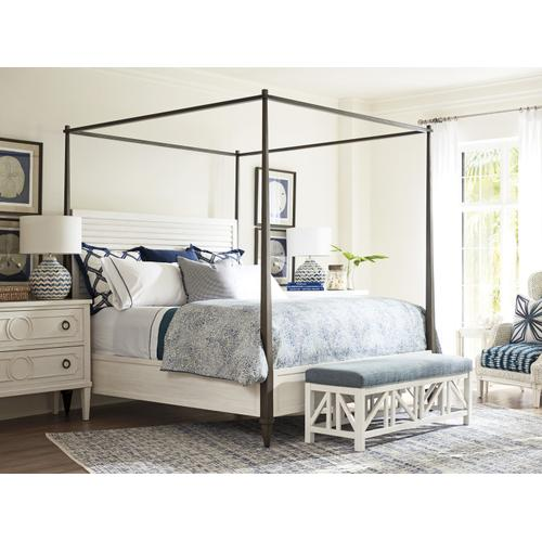 Coral Gables Poster Bed Queen