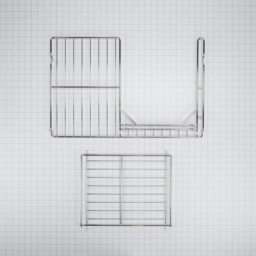 Split Oven Rack