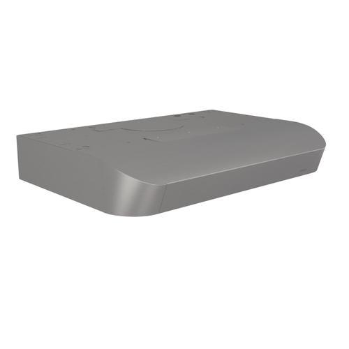 Broan - Broan® Antero 30-Inch Under-Cabinet Range Hood, 375 MAX Blower CFM, Stainless Steel