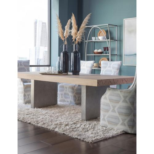 Verite Rectangular Dining Table
