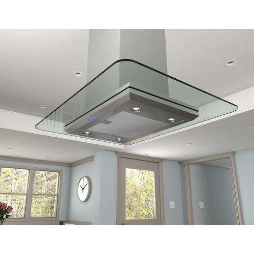 """Product Image - Verona, Is., 42"""" SS+Glass, 715 CFM, DCBL, ACT"""