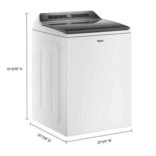 Gallery - 5.4 cu. ft. I.E.C. Top Load Washer with Pretreat Station