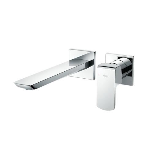 GR Wall-Mount Faucet -1.2 GPM - Polished Chrome Finish