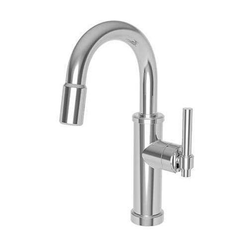 Flat Black Prep/Bar Pull Down Faucet