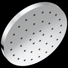 Chrome H2Oknietic ® Single Setting Shower Head with UltraSoak