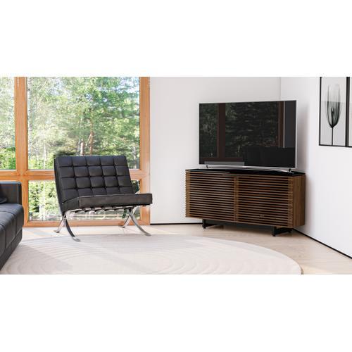 BDI Furniture - Corridor 8175 Corner Media Cabinet in Natural Walnut