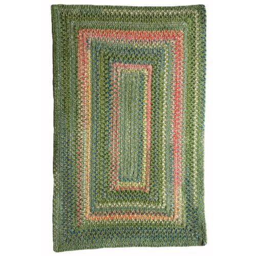 """Capel Rugs - Bailey Greenhouse - Oval - 20"""" x 30"""""""