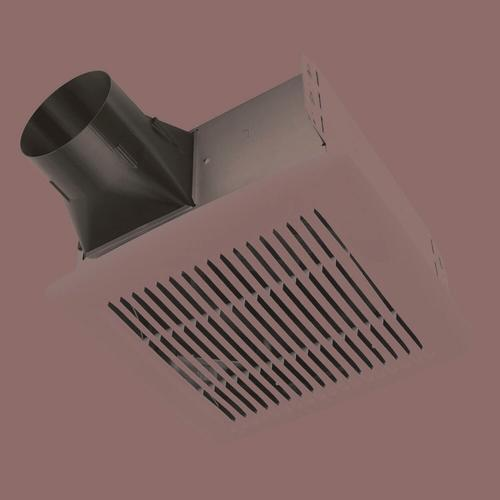 """Broan - Broan-NuTone® Wall Vent Kit, 3"""" or 4"""" Round Duct"""