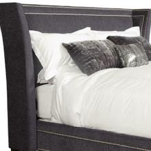 LEAH - GRANITE California King Headboard 6/0