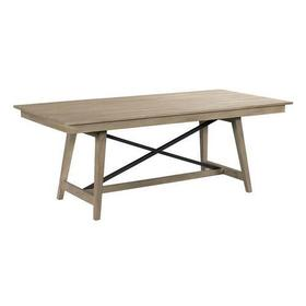 """The Nook 80"""" Trestle Table"""