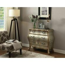 ACME Vanas Bombay Chest - 90109 - Silver
