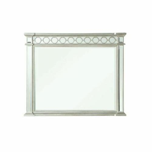 ACME Varian Mirror - 26154 - Mirrored