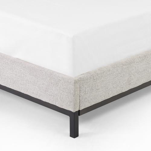Newhall Queen Bed-plushtone Linen