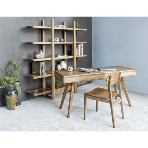 Currant Writing Desk, Caramelized