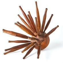 Sunburst Rollerpin/Wooden Ball