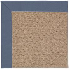 "Creative Concepts-Grassy Mtn. Canvas Sapphire Blue - Rectangle - 24"" x 36"""