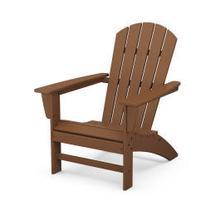 View Product - Nautical Adirondack Chair in Teak