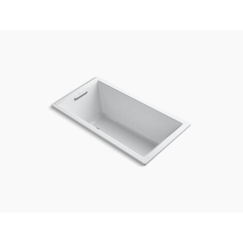 "Biscuit 60"" X 32"" Drop-in Vibracoustic Bath"