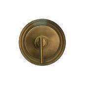 "Antique Brass 2"" Ceiling Mount Arm"