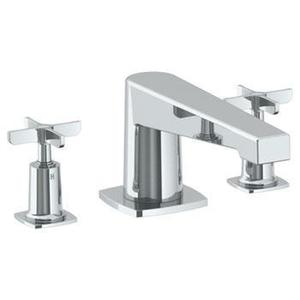 Deck Mounted 3 Hole Bath Set Product Image