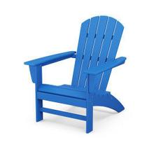 View Product - Nautical Adirondack Chair in Pacific Blue