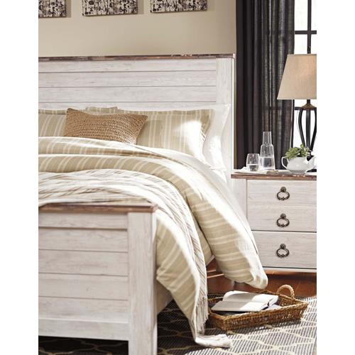 Signature Design By Ashley - Queen/Full Panel Headboard