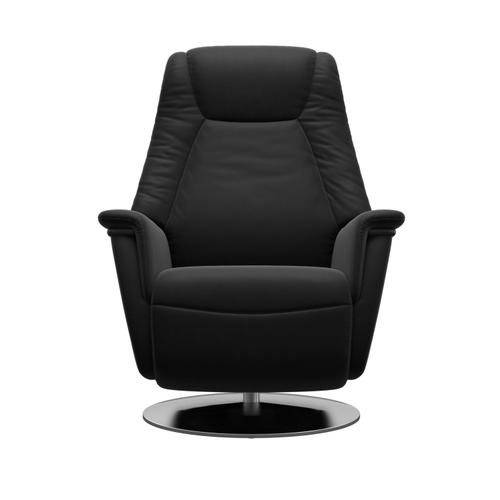 Stressless By Ekornes - Stressless® Max (S) Power with Moon steel base