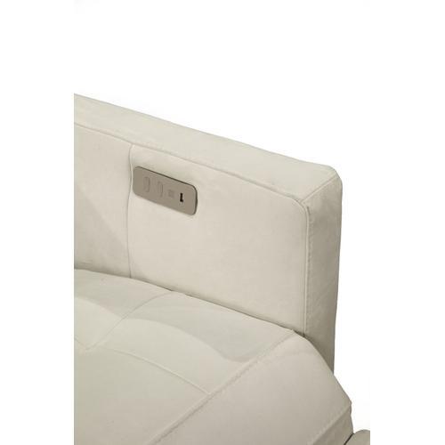 Omnia Furniture - Bergamo Sardinia Reclining Sofa