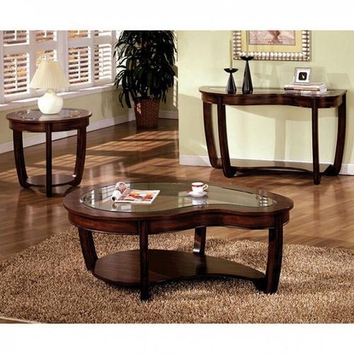 Gallery - Crystal Falls Sofa Table