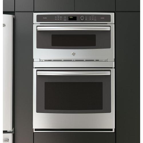 GE Profile - GE Profile™ 30 in. Combination Double Wall Oven with Convection and Advantium® Technology