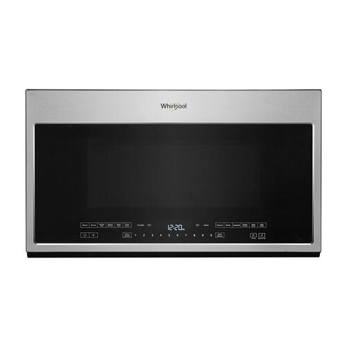 Whirlpool Canada - 2.1 cu. ft. Over-the-Range Microwave with Steam cooking