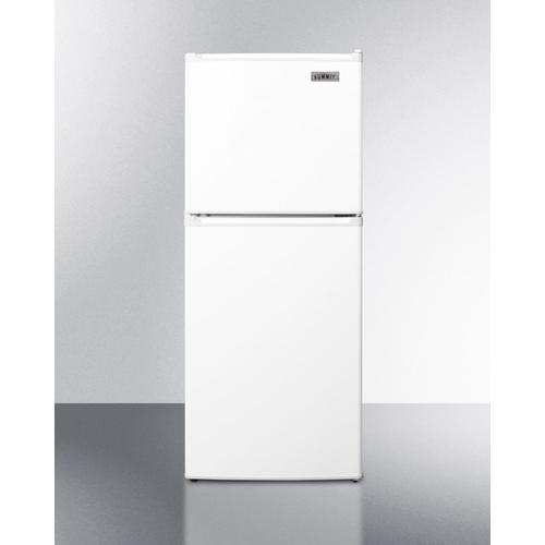 """Two-door Energy Star Qualified Refrigerator-freezer In 46"""" ADA Compliant Height"""