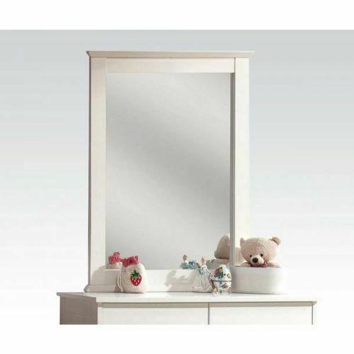 ACME Bungalow Mirror - 30040 - White