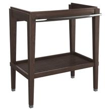 American Standard 30-Inch Washstand for Townsend Sinks  American Standard - Smoked Grey