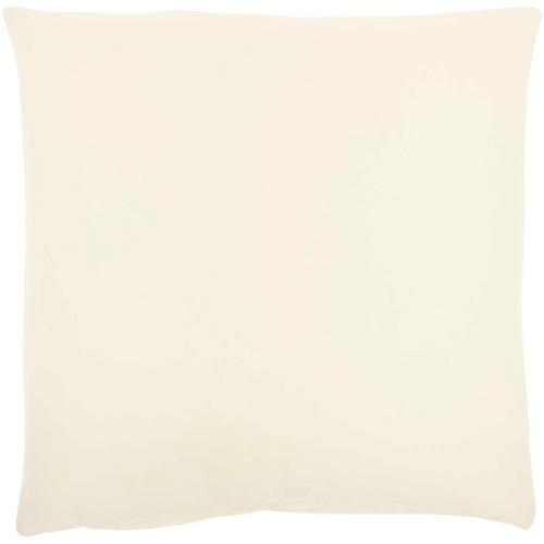 """Life Styles Ss900 Ivory 16"""" X 16"""" Throw Pillow"""