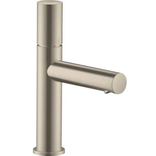 Brushed Nickel Single-Hole Faucet 110 with Zero Handle, 1.2 GPM
