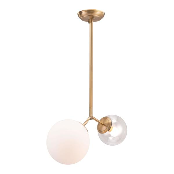 See Details - Constance Ceiling Lamp Gold