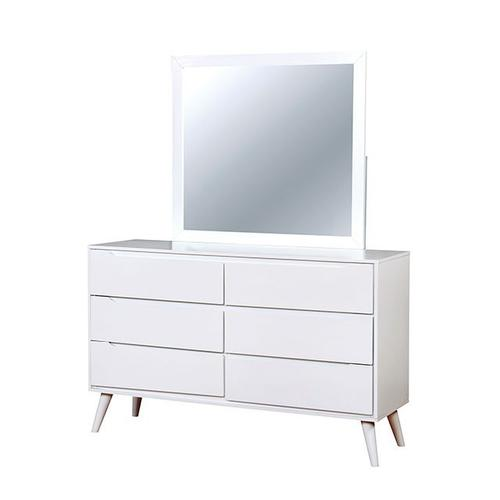 Lennart II Rectangular Mirror