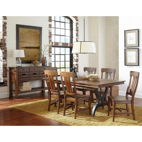 Intercon Furniture - District Sideboard