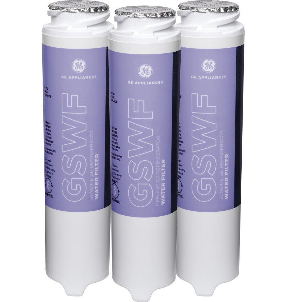 GEGswf3pk Refrigerator Water Filter 3-Pack