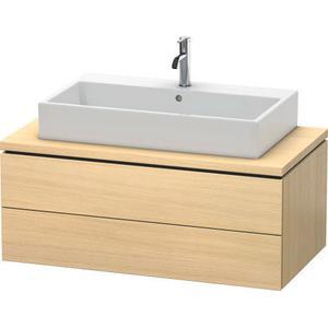 Vanity Unit For Console, Mediterranean Oak (real Wood Veneer)