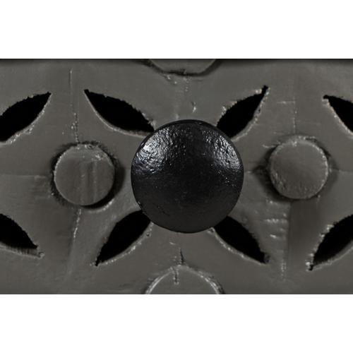 "Decker 48"" Console-antique Grey"