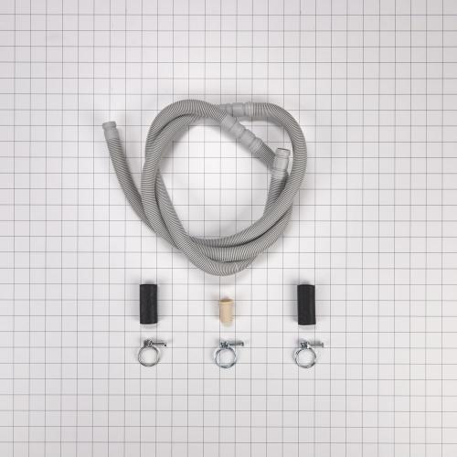 Whirlpool - Dishwasher Drain Hose Kit