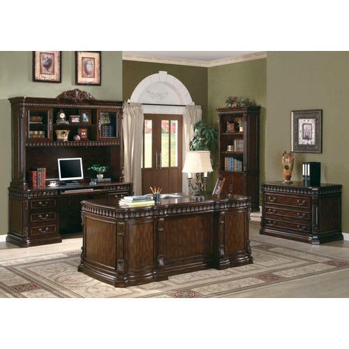 Tucker Credenza Desk
