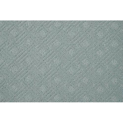 Classique Graphique Grpq Seafoam Broadloom Carpet