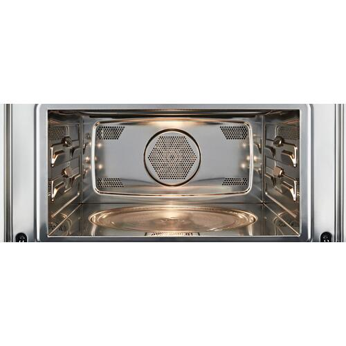 Red Hot Buy- Be Happy! 30 Convection Speed Oven Stainless Steel