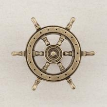 See Details - SHIP'S WHEEL