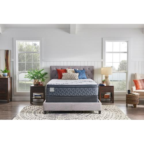 Reflexion - Durham Court - Plush - Pillow Top - Split Cal King