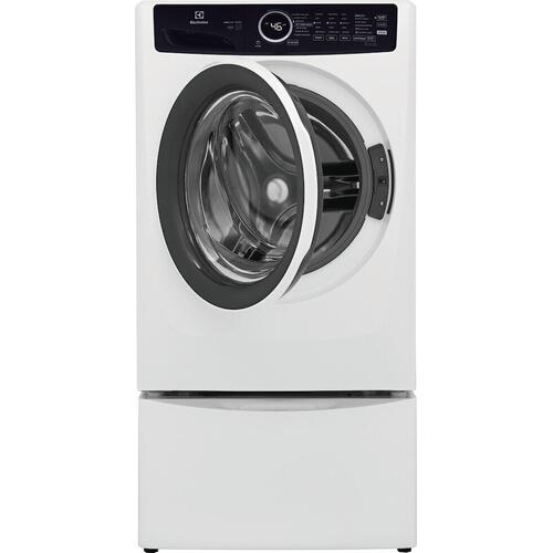 Electrolux - Front Load Perfect Steam™ Washer with LuxCare® Wash - 4.5 Cu. Ft.