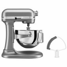 See Details - Professional 5™ Plus Series 5 Quart Bowl-Lift Stand Mixer and 6-Quart Flex Edge Beater Bundle - Silver